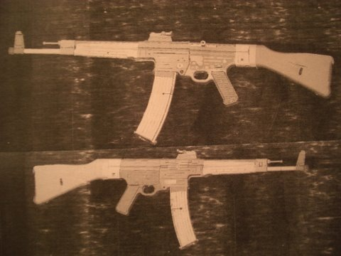 NEW JG GUNS!!! and sweet A&K CIMG0642