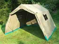 & Tents at Pathfinder Distribution